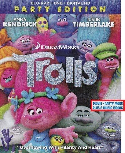 TROLLS - TROLLS (2 Blu-ray)