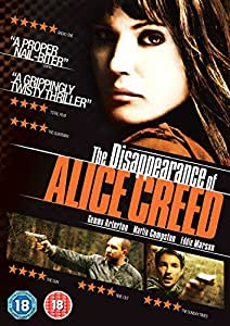 The Disappearance of Alice Creed [DVD]