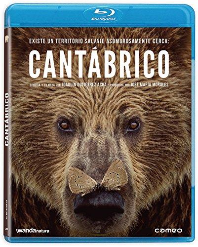 Cantábrico. Los dominios del Oso Pardo [Blu-ray] 61o 2BeqvJ0PL