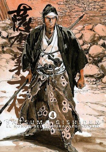 Satsuma Gishiden 04 por Hiroshi Hirata