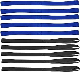 blue 45cm//18inch Zurrschlaufen Spanngurt,Motorrad Transportgurte,Motorrad Transportsicherung,Zurrschlaufen Schwarz,Motorrad Spanngurte Zurrgurte,Zurrschlaufen Set,Motorrad Spanngurte Set-black red