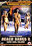 Grindhouse 11: Beach Babes 2 - Cave Girl Island [DVD]