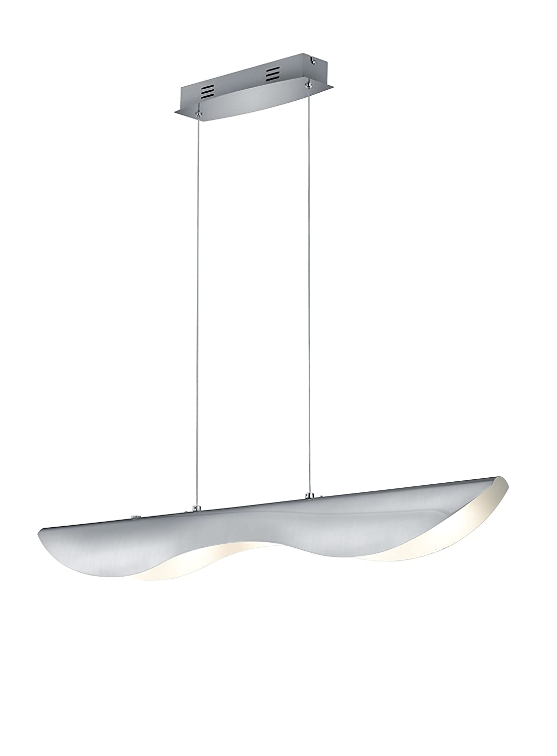 Trio Leuchten LED Pendant Light Montreal, rostfarbig antik ...