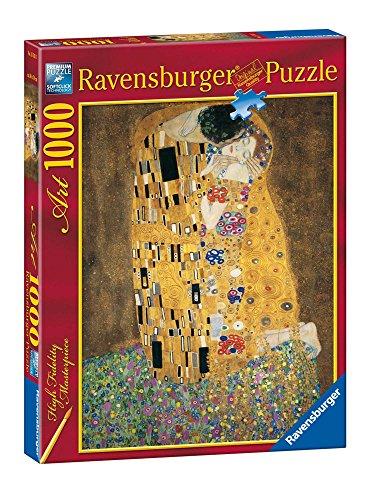 Ravensburger-15743-Klimt-Der-Kuss-1000-Teile-Puzzle