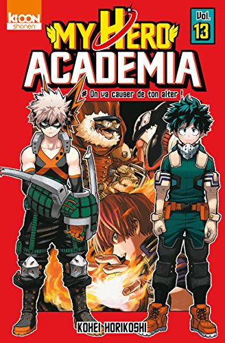 My Hero Academia Edition simple Tome 13