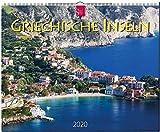 Griechische Inseln: Original Stürtz-Kalender 2020 - Großformat-Kalender 60 x 48 cm