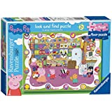 Ravensburger My First Floor Puzzle - Peppa Pig, 16pc Jigsaw Puzzle