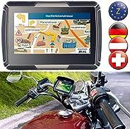 NavGear TourMate N4, Motorrad-, Kfz- & Outdoor-Navi mit Zentral-Eu