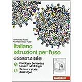Italiano: istruzioni per l'uso. Vol. A-B. Essenziale. Con espansione online. Per la Scuola media
