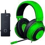 Razer Kraken Tournament Edition Auriculares para juegos deportivos auriculares con cable para juegos con controlador de audio