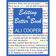 Editing a Better Book (English Edition)