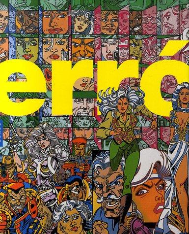 Erro 1987-2006 : Catalogue général par Erro