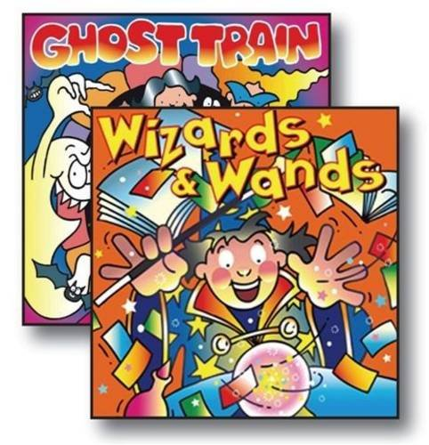 Wizards and Wands - Ghost Train