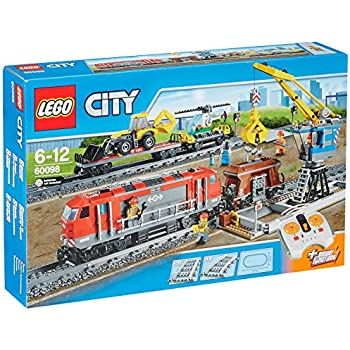 Lego City 60098 Heavy Haul Train: Amazon.co.uk: Toys & Games