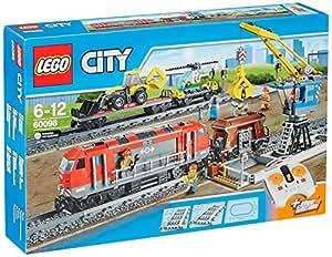 Lego Heavy-Haul Train, Multi Color