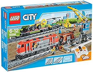 Lego City 60098 Treno Trasporto Pesante 6-12 Anni (B00SDTYXGC) | Amazon price tracker / tracking, Amazon price history charts, Amazon price watches, Amazon price drop alerts