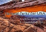 National-Parks der USA (Wandkalender 2018 DIN A4 quer): Eine Reise durch die Einzigartigkeit der National-Parks der USA. Eine Auswahl von 12 bekannten ... [Kalender] [Apr 01, 2017] Klinder, Thomas