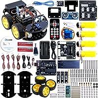 - Interfaces des modules et câblages modifiés pour rendre l'assemblage de la voiture plus intuitif. Il suffit de connecter les modules entre eux. La voiture robot peut être construite très rapidement, donnant à la personne qui le réalise un grand sen...