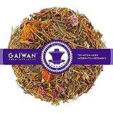 """N° 1375: Thé aux herbes """"Lapacho Love"""" - feuilles de thé - 1 kg - GAIWAN® GERMANY - lapacho d'amérique du Sud, rose, safran des teinturiers, giroflier, vanille, orange"""