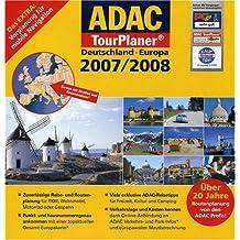 ADAC TourPlaner Europa 2007/2008 DVD-ROM