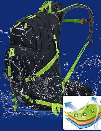 ZXC/ Radfahren Rucksack ( Gelb / Grün / Rot , Nylon ) Multifunktions Radsport Green