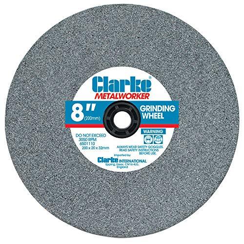 Clarke 200mm feine Schleifscheibe 6501040