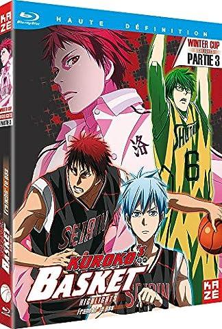 Kuroko's basket - Winter Cup Highlights Film 3 - Franchir le pas [Blu-ray]