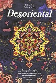 DESORIENTAL par Négar Djavadi