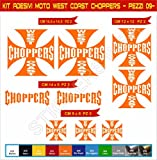 Stickers Decals West Coast Choppers For Motorcycles, Motorbikes - Best Reviews Guide