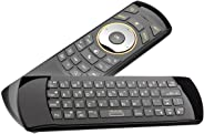 Arabic/English Rii mini i25 2.4GHz Fly Air Mouse Wireless Keyboard Remote for PC and Android mini PC