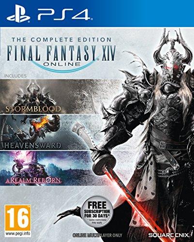 Final Fantasy XIV Online Complete Edition - PlayStation 4 [Edizione: Regno Unito]