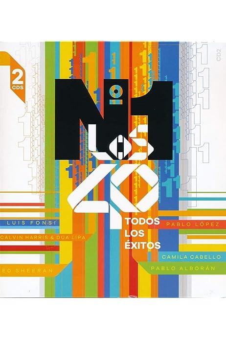 40 Principales: Varios, Varios: Amazon.es: Música