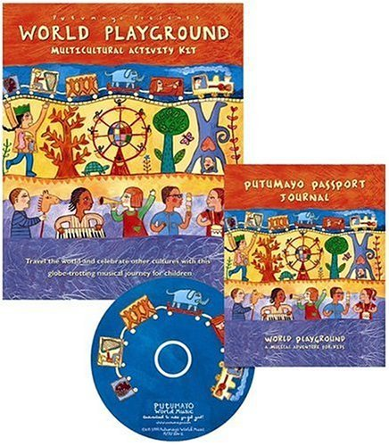 WORLD PLAYGROUND MULTICULTURAL ACTIVITY KIT by VARIOUS (2002-10-22) G4-kit