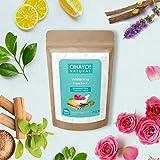 Ohayo! Whitening Face Pack 100gm | Sandalwood, Rose, Mulethi, Lemon | 100% Natural | Treats irritated, dead skin cells | Natu