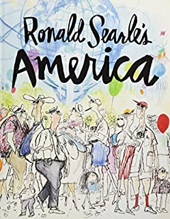 Ronald Searle's America by Ronald Searle (1606998439) | Amazon price tracker / tracking, Amazon price history charts, Amazon price watches, Amazon price drop alerts