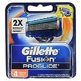 Gillette Fusion ProGlide Rasierklingen für Männer 4Stück