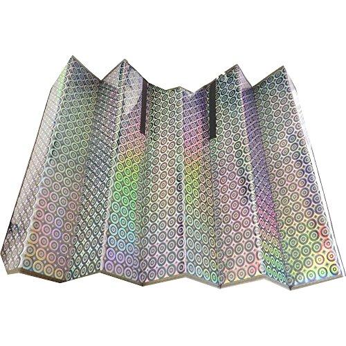 Preisvergleich Produktbild Pare Soleil Laser für Windschutzscheibe Auto Größe M 130x 70cm–2461