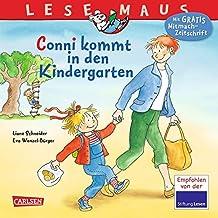 Conni kommt in den Kindergarten (LESEMAUS, Band 28)