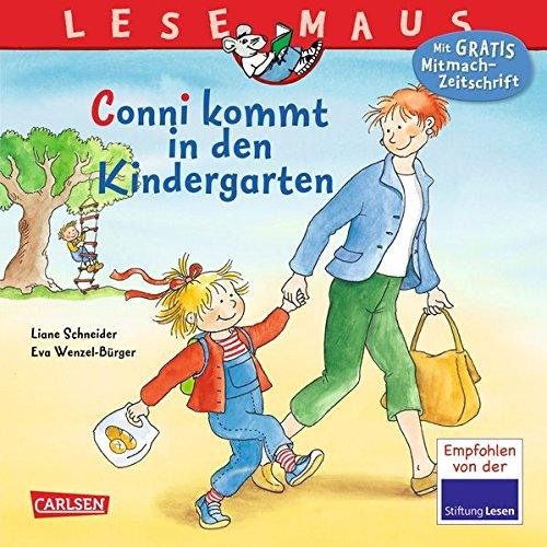 indergarten (LESEMAUS, Band 28) (Charaktere In)