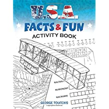 U.s.a. Facts & Fun Activity Book (Dover Children's Activity Books)