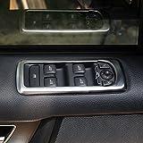 ABS matt silber Tür Fenster Button Abdeckung Besatz für Discovery 4LR42009–2016RR SPORT 2010–2013Zubehör