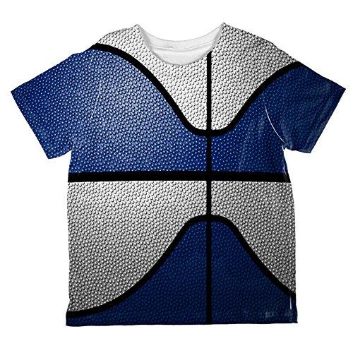 Championship Basketball Navy Blue & White Ganz Kleinkind T-Shirt Multi 4T (T-shirt White Championship)