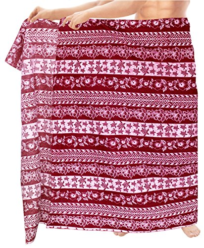 sarong-pareo-de-los-hombres-traje-de-bao-encubrimiento-traje-de-bao-traje-de-bao-de-la-playa-del-abrigo-rojo-hawaiano