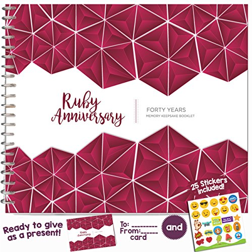 Anniversary ricordi booklet Forty Years