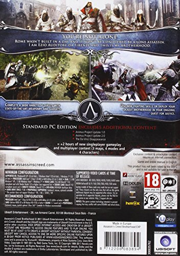 Assassins Creed Brotherhood  galerija