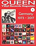 QUEEN - Vinyl Records Magazine No. 1 - Germany (1973 - 2017): Discography edited in Germany by EMI, Parlophone, Virgin (