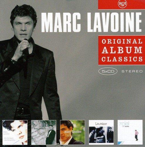 Original Album Classics : Les Amours du Dimanche / Paris / Faux rêveur / Lavoine / Septième ciel (Coffret 5 CD)