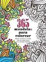 365 mandalas para colorear