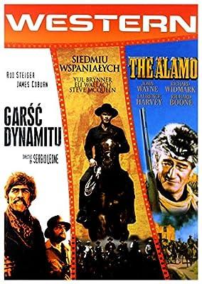 Giù la testa / Alamo, The / Magnificent Seven, The (IMPORT) (Keine deutsche Version)