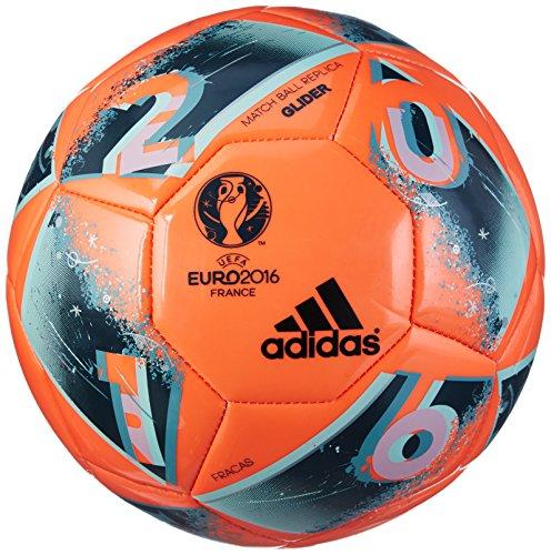 adidas UEFA Euro 2016 Glider Ballon de Foot Unisexe